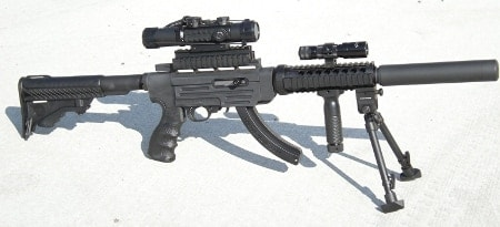 An Official High-Capacity Ruger 10/22 Magazine - Guns com