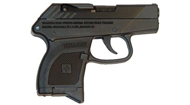 Hellcat .380 pistol