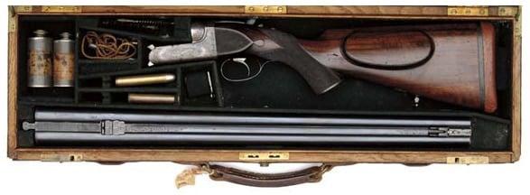 Hemingway's gun