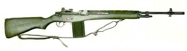 highpower shooting gun