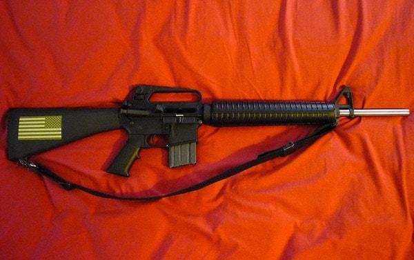 m14 civilian gun