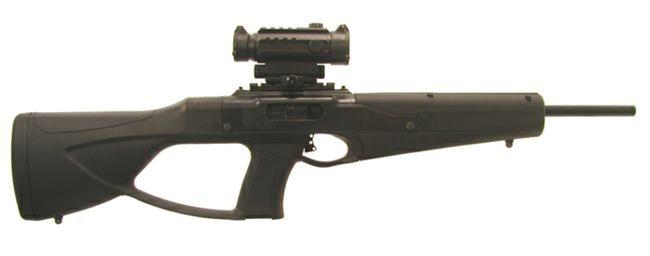 hi point machine gun
