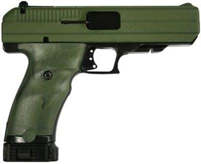 green hi point handgun