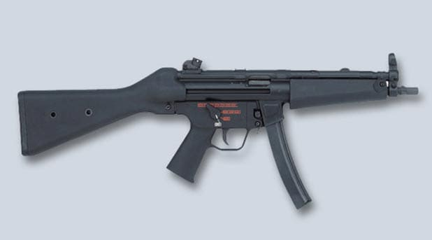 The Heckler and Koch Machine-Pistol 5