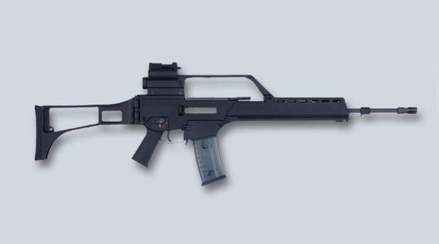 Heckler and Koch G36 assault rifle