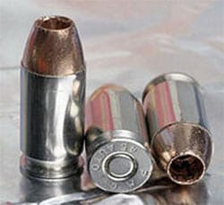 Hollow point bullets have earned an undeserved reputation as 'cop killer' ammo.