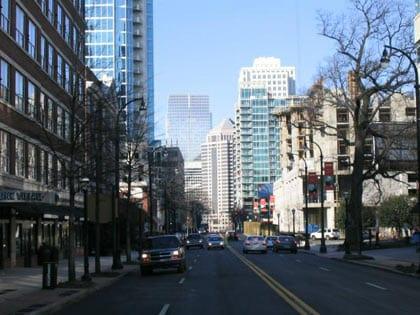 Midtown Atlanta.