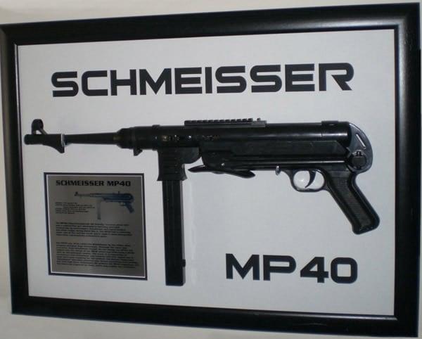 Schmeisser MP40.
