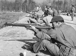 us rifles from korea