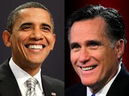 Romney-obama