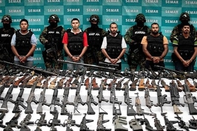 fast and furious confiscated guns