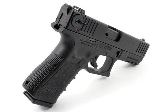 issc m22 handgun