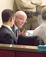 jannuzzo in court with lawyer