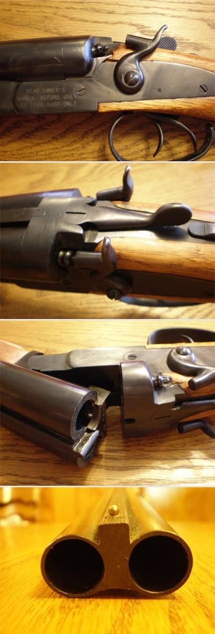 Features on the Jing An Coach Gun
