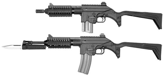 kel tec su16 rifles