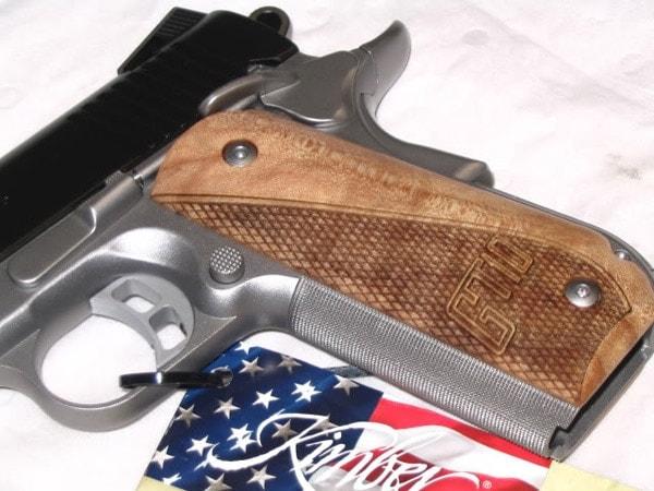 The Wait Is Over: Kimber's GT-10 10mm 1911 - Guns com