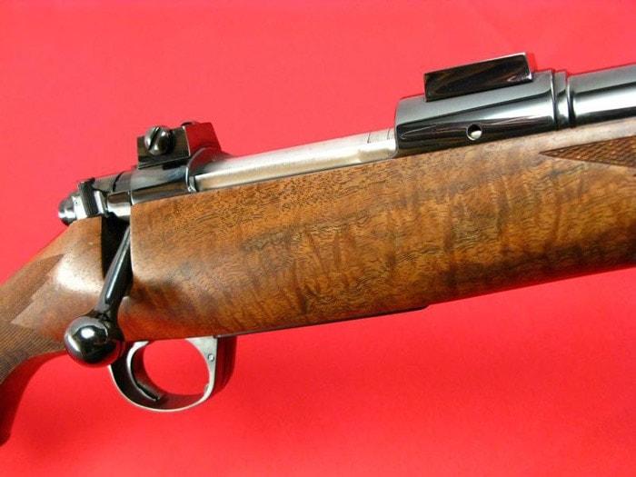 Kimber SuperAmerica rifle