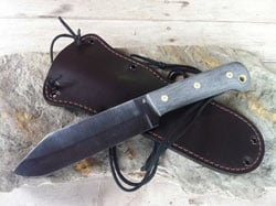 Shooters often undervalue a good knife.