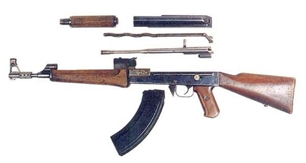 russia ak-47