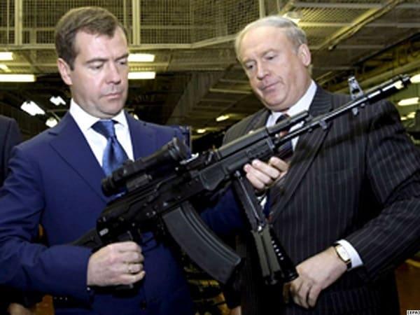 russian gun engineering