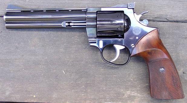Korth Combat Revolver .357 Magnum