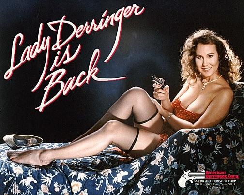 Lady Derringer Poster