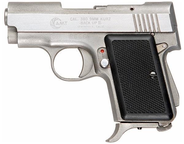 AMT backup concealed carry gun