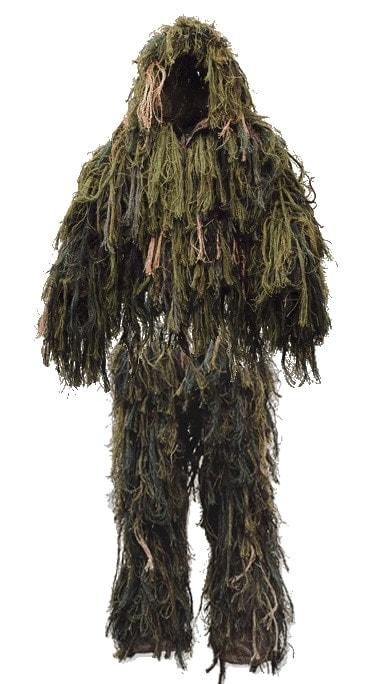 tactical bush camo suit