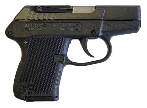 Kel-tec P-3AT pocket pistol