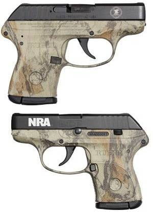 ruger lcp nra edition