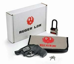ruger lcr package