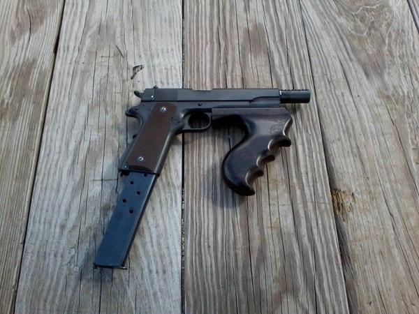 Lebman Colt 1911.
