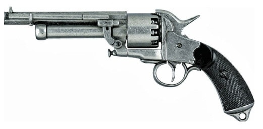 LeMat revolvers