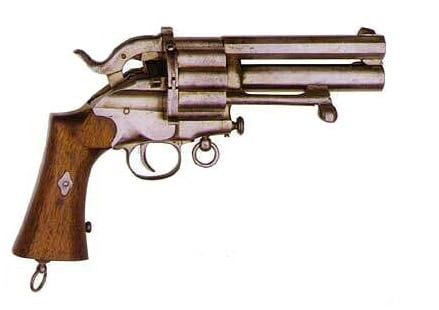 grapeshot revolver
