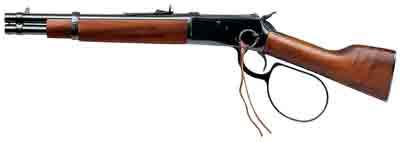 lever action firearm