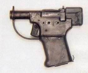 The Liberator .45 ACP is an easy gun to conceal.