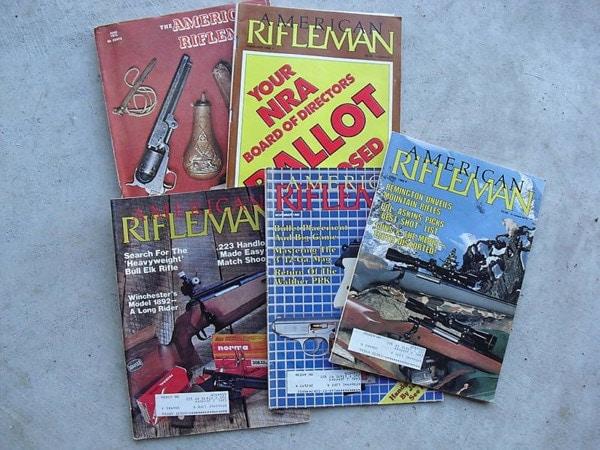 rifleman magazine