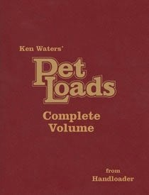 Pet Loads from Handloader