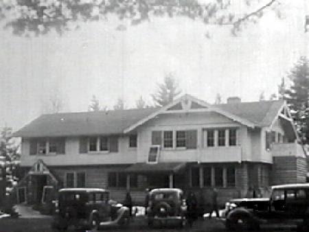 dillinger gang house