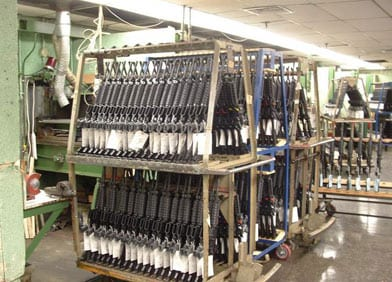 colt m4 carbines grouped