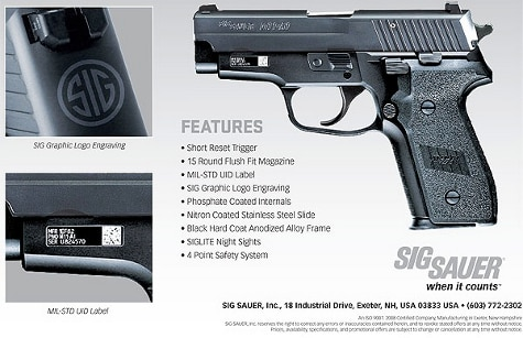 M11-A1 Features
