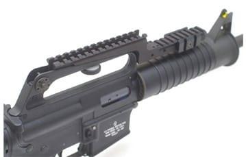 La France M16K Rifle Handgun Caliber .45 ACP AR15 AR Gun Sights