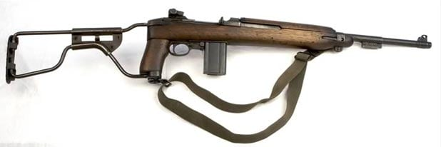 The Most Prolific Rifle of WWII: The M1 Carbine - Guns com