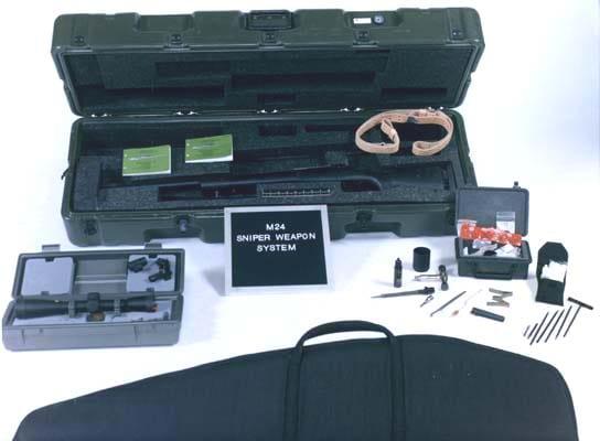 M24 Sniper Rifles