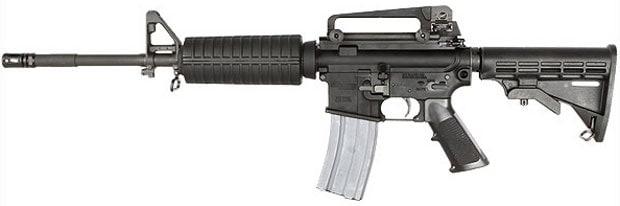 sig m400 rifle