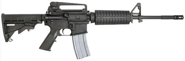 sig sauer ar rifle