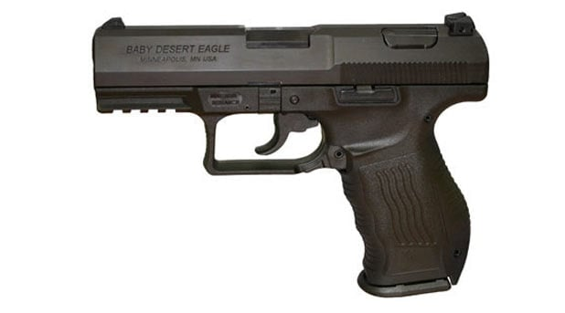 Magnum Research Baby Desert Eagle Fast Action