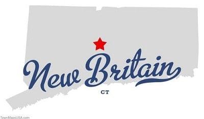 New Britain CT logo