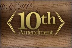 10th amendment graphic