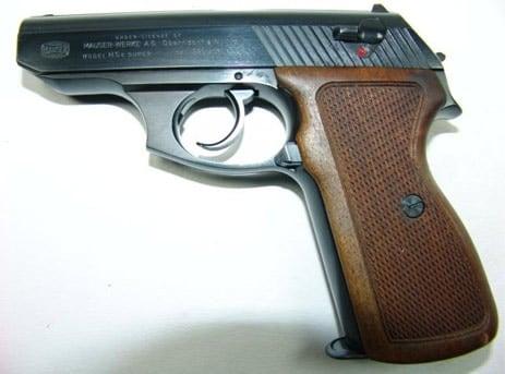 Mauser HSc-80